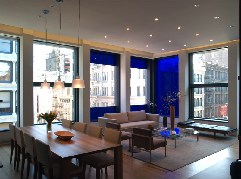 Modern Design For Apartment In New York City IDesignArch Simple Apartment Architecture Design Decor