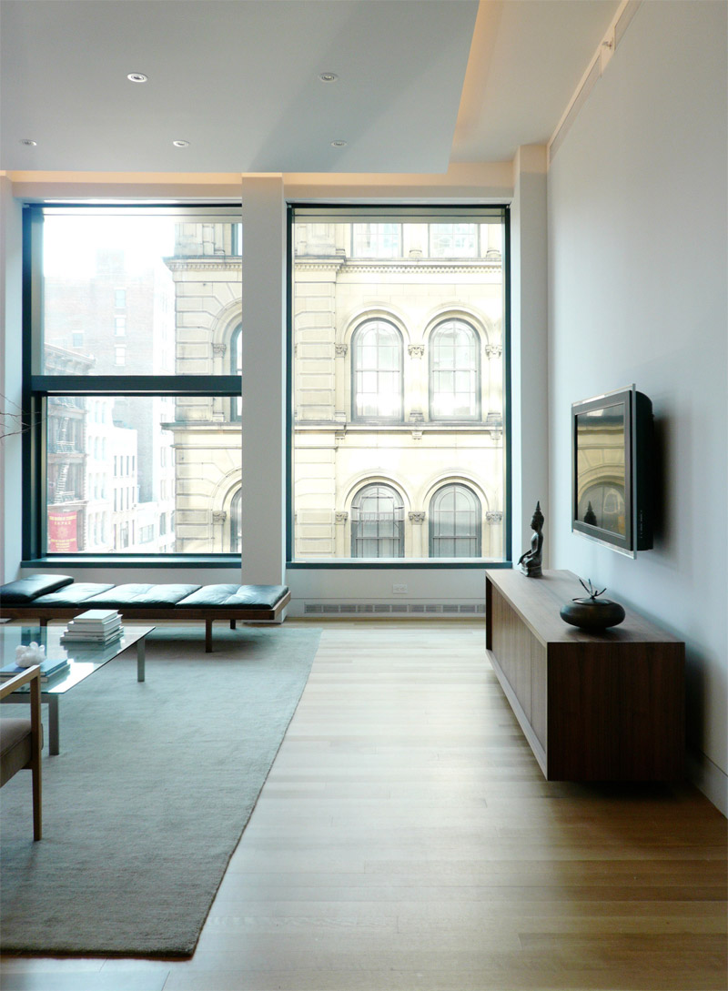Modern Design For Apartment In New York City Idesignarch