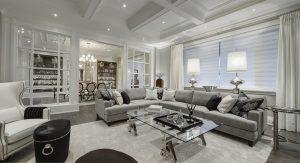 Luxurious Contemporary Living Room Design