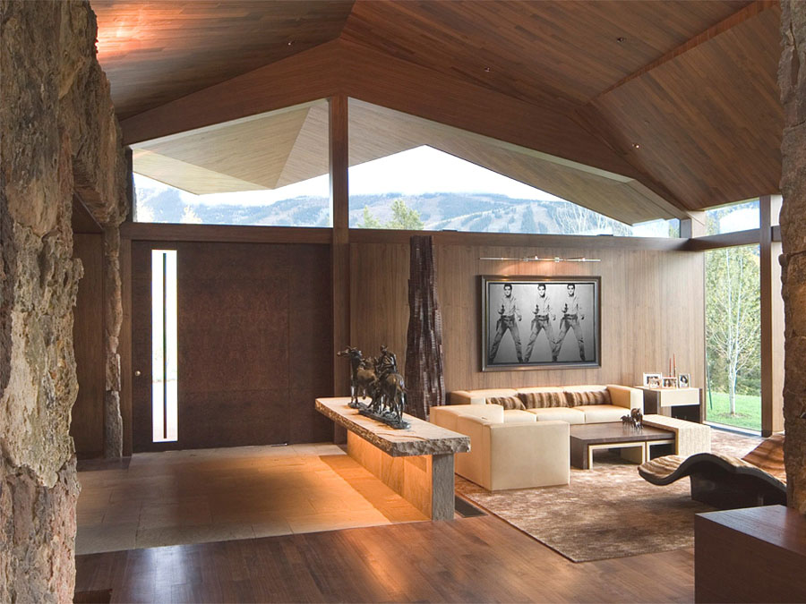Aspen Mountain Home