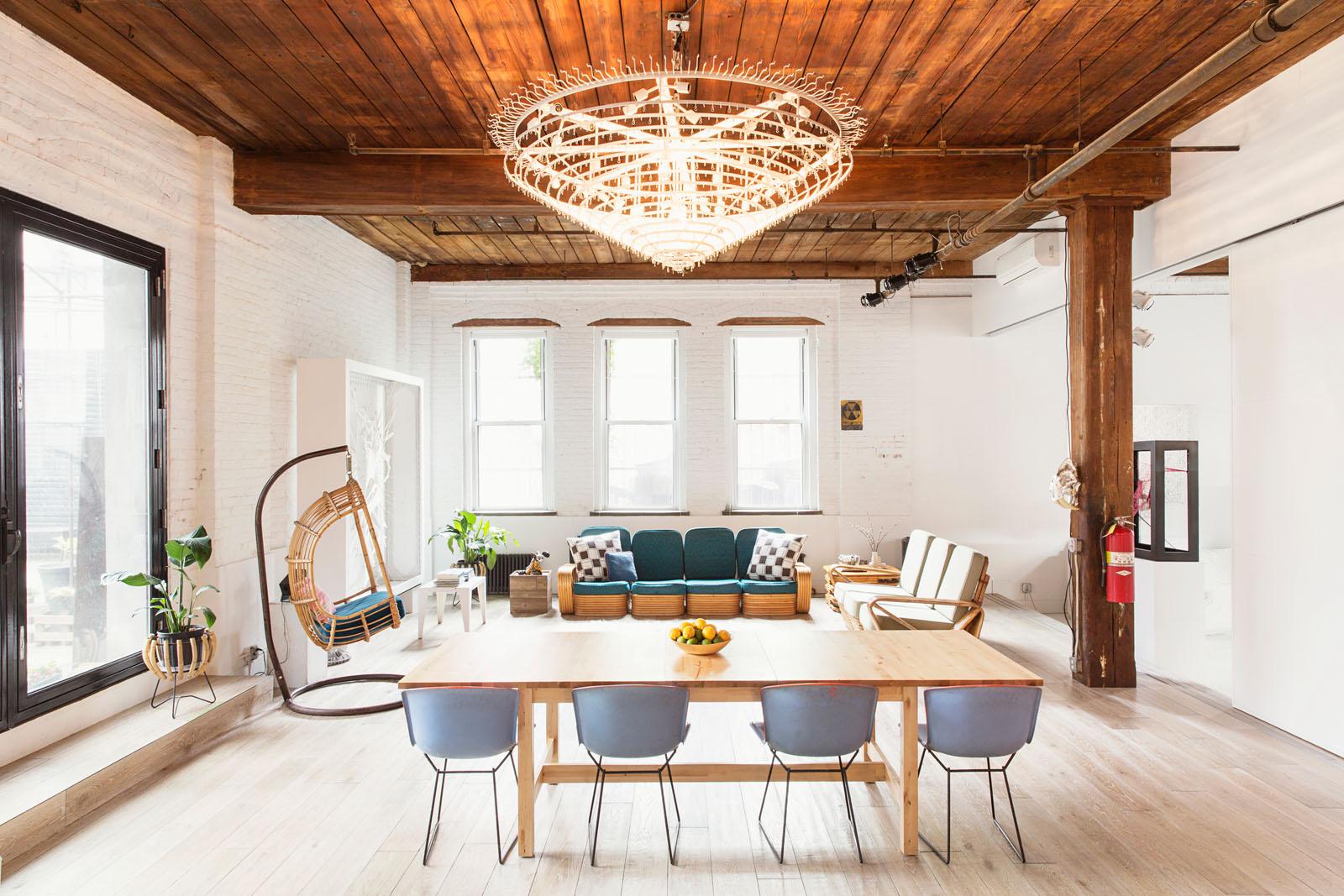 A Flexible Live Work Studio Loft In Brooklyn Idesignarch