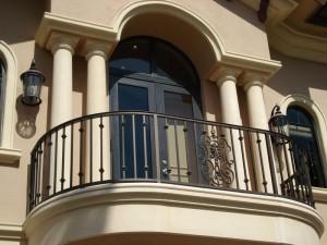 Iron-Balconies