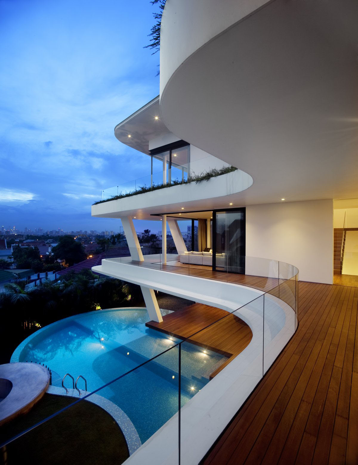 yacht house design in singapore idesignarch interior design rh idesignarch com  white house yacht design