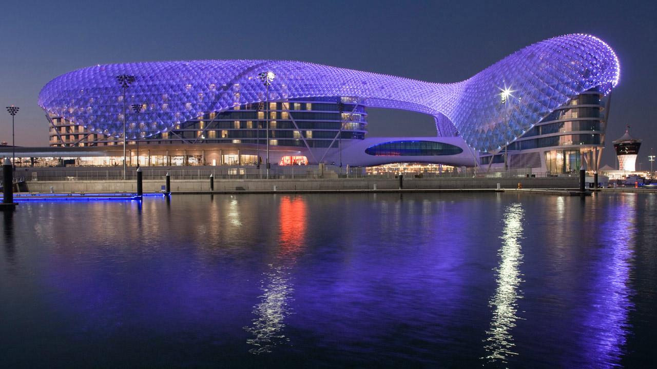 Yas Viceroy Abu Dhabi Hotel Yas Island