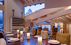 Luxury Zermatt Chalet Matterhorn