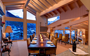 Luxury Contemporary Chalet with Mountain View