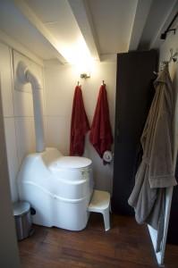 Compost Toilet Unit