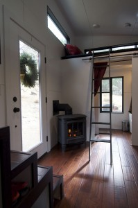 Interior Propane Fireplace